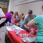 VBS mission project for Community Resource Center